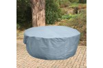 Large Round Table and Chairs Set Cover