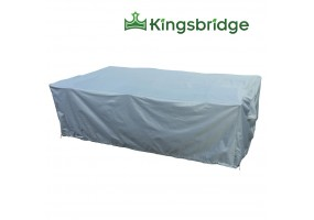 Large Rectangular Table and Chairs Set Cover