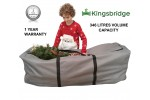 Extra Large Artificial Christmas Tree and Decorations Storage Bag 140cm Long (for to 9ft trees)